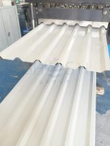 metal roofing sheets painted RAL 9002